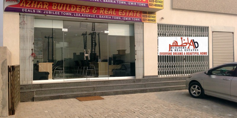 azharbuilders in lahore